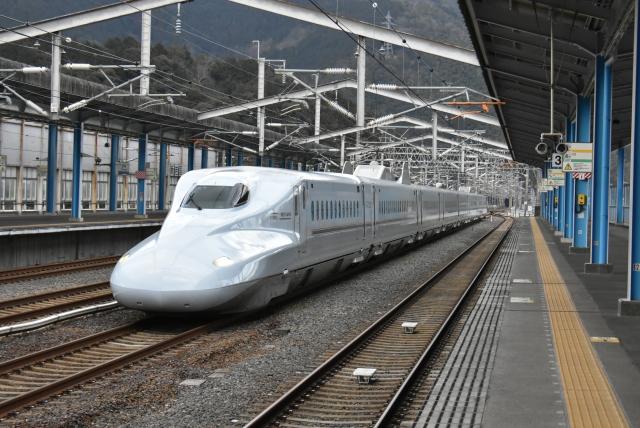 N700系山陽新幹線