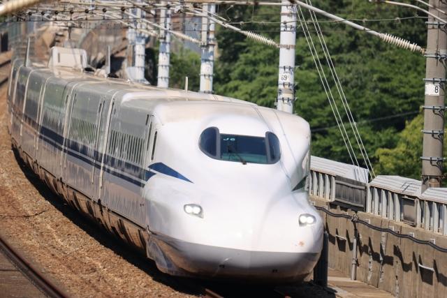 N700s東海道新幹線