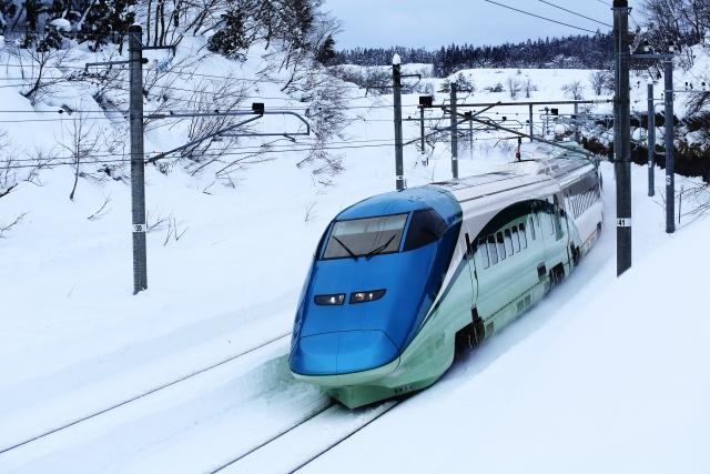 山形新幹線E3系とれいゆつばさ
